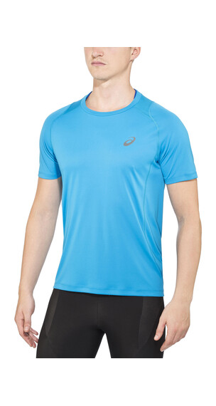 asics Stride SS Top Men mediteran